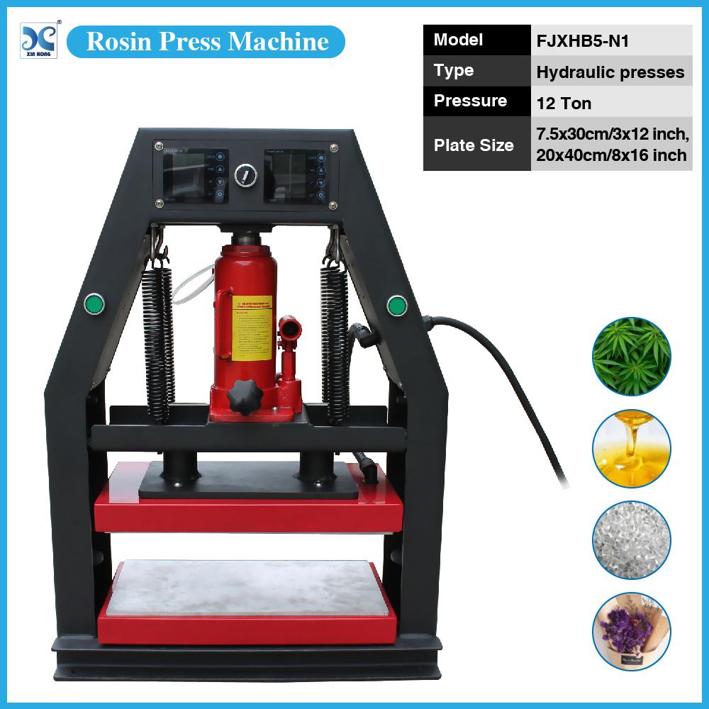 https://www.xheatpress.com/ 10-12-ton-bho-rosin-tech-hydraulic-pneumatic-rosin-heated-press .html
