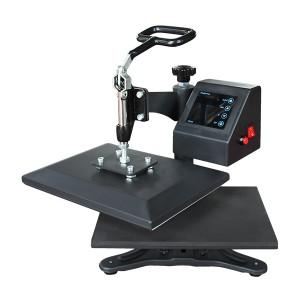 A4 Mini Rotary Heat Press Transfer Press