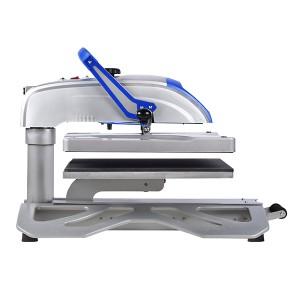 2019 Prime Swing-away Manual Heat Press W/Slide-out Base