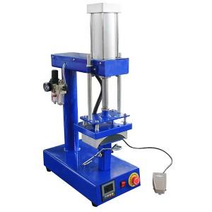Pneumatic Sublimation Cap Hat Heat Transfer Machine