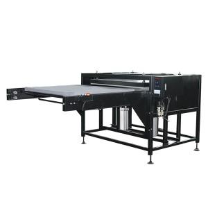 Twin Plates Big Size Sublimation Heat Press Transfer Printing Machine