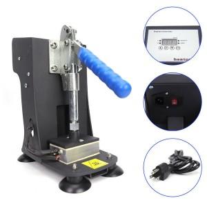 8 Year Exporter Pen Press - 5X7.5cm 400KG Force Mini Protable Rosin Press Machine – Xinhong