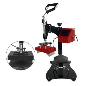 Swinger Cap & Tag 2 IN 1 Heat Press Machine
