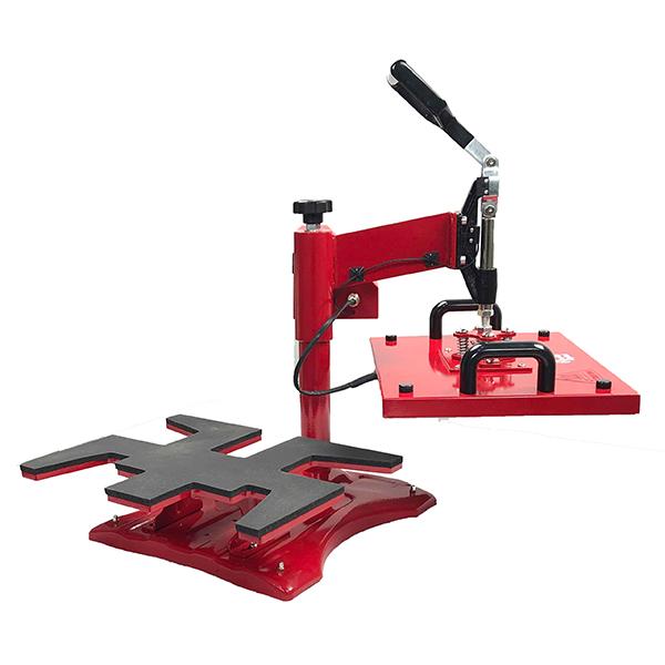 Super Lowest Price Heat Press Transfer Sheet - Shoe Heat Press HP3805B-X – Xinhong