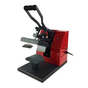 Clamshell Cap Heat Press Transfer Printing Machine