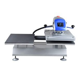 2019 Prime Dual Plates Shuttle Pneumatic Heat Transfer Printing Machine