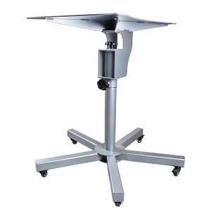 OEM Manufacturer Heat Transfer Press Machine - 5 Legs Movable Heat Press Caddie Stands – Xinhong