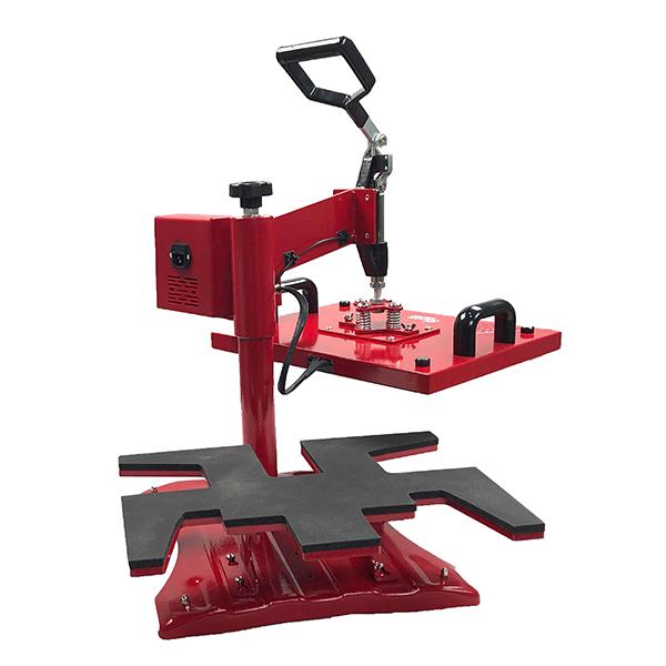 Personlized Products Heat Press Sheet - Shoe Heat Press HP3805B-X – Xinhong