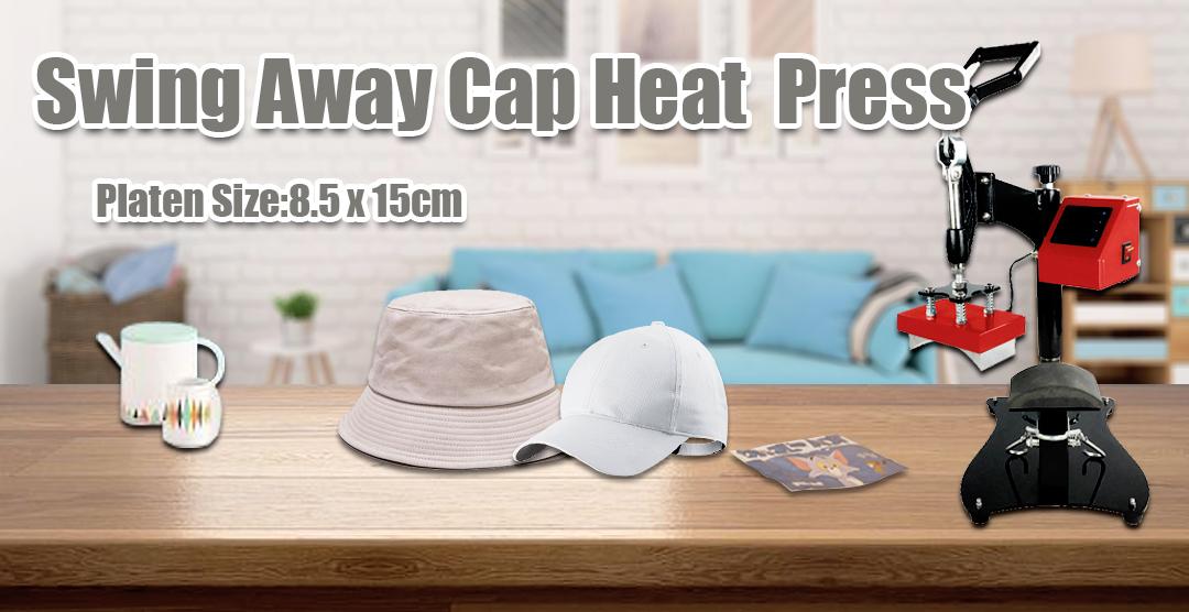 swing away cap press -banner
