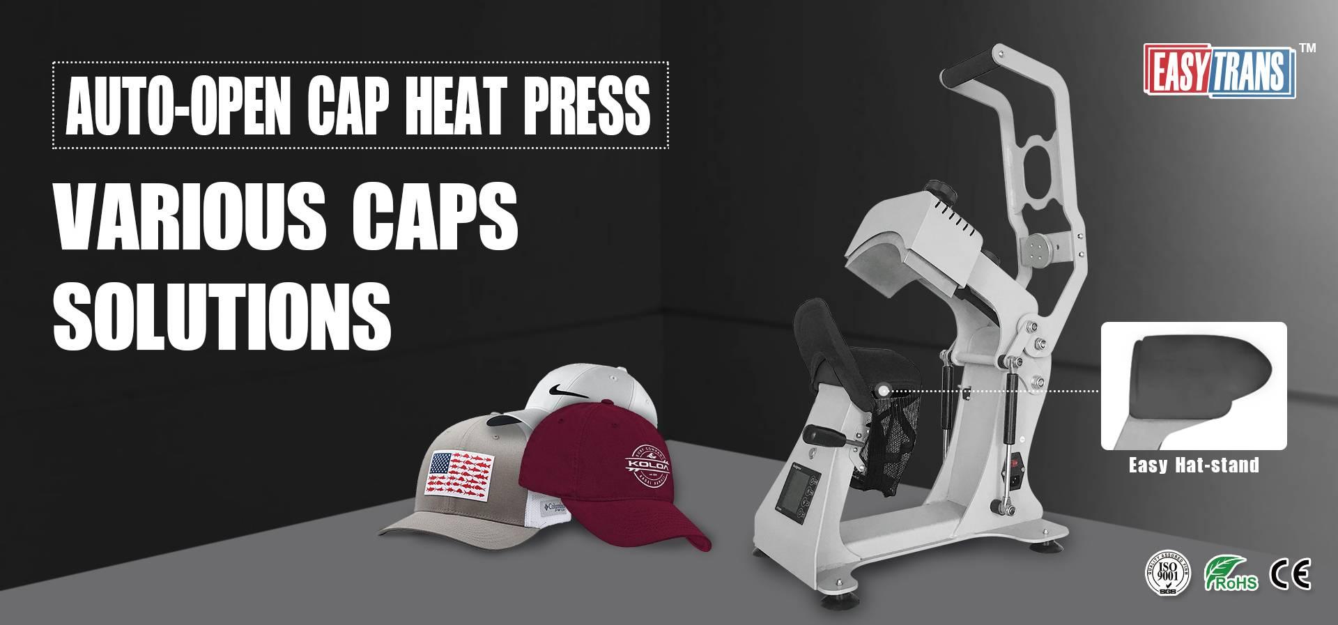 https://www.xheatpress.com/semi-auto-cap-heat-press-transfer-printing-machine-for-hats-product/