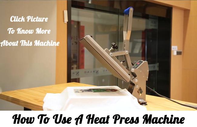 15x15 heat press machine