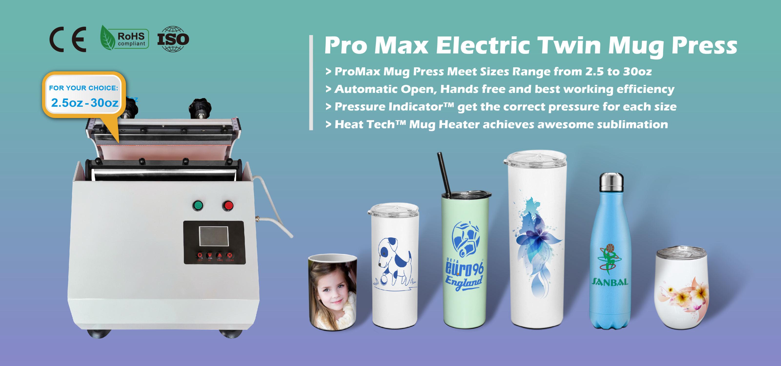 20 oz tumnbler heat press