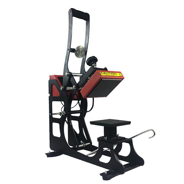 Factory supplied Heat Press Sticker Printing Machine - Label Heat Press CP2815-L – Xinhong