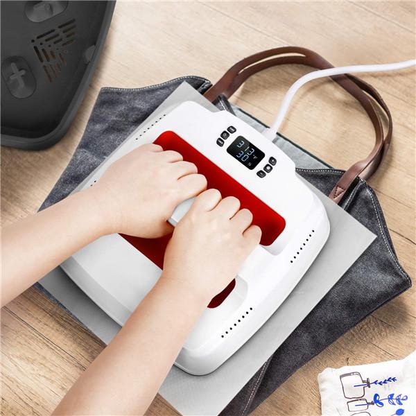 OEM Customized Large Format Heat Press Machine - Hobby Craft EasyPress 2 Mini Heat Press Machine – Xinhong