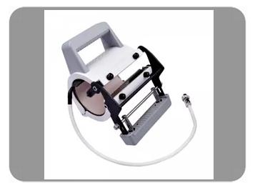 mini swing away heat press